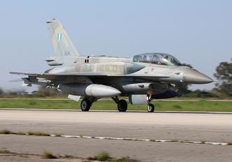 024 - Greece - Hellenic Air Force Lockheed Martin F-16D Fighting Falcon