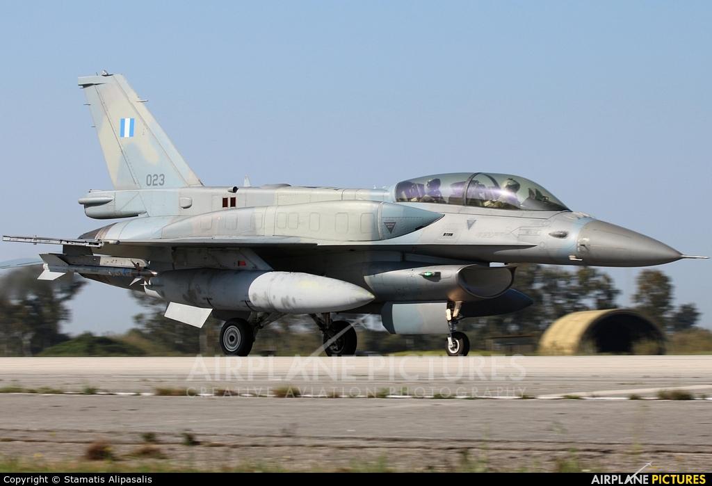 Greece - Hellenic Air Force 023 aircraft at Andravida AB