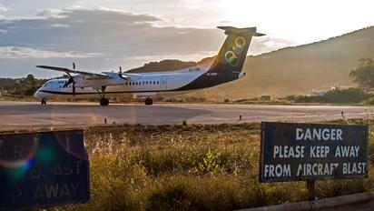 SX-OBE - Olympic Airlines de Havilland Canada DHC-8-400Q / Bombardier Q400