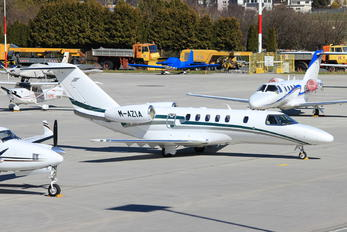 M-AZIA - Private Cessna 525C Citation CJ4
