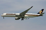 9V-SMB - Singapore Airlines Airbus A350-900 aircraft