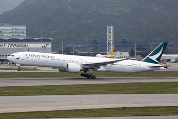 B-KPQ - Cathay Pacific Boeing 777-300ER