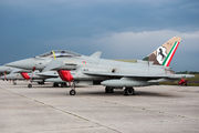MM7308 - Italy - Air Force Eurofighter Typhoon S aircraft