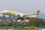 A6-BLA - Etihad Airways Boeing 787-9 Dreamliner aircraft