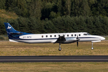 OY-NPE - North Flying Fairchild SA227 Metro III (all models)