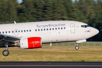 SE-RJX - SAS - Scandinavian Airlines Boeing 737-700
