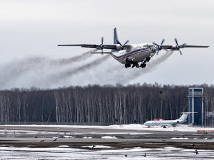 RA-11025 - Kosmos Aviation Company Antonov An-12 (all models)