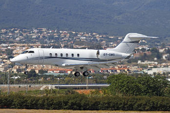 OY-SMS - Execujet Europa AS Bombardier BD-100 Challenger 350 series