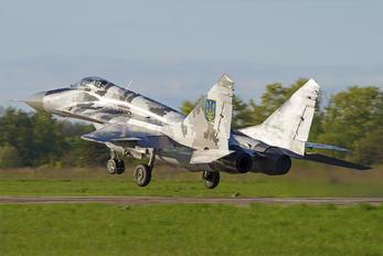 04 - Ukraine - Air Force Mikoyan-Gurevich MiG-29M2