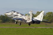 04 - Ukraine - Air Force Mikoyan-Gurevich MiG-29M2 aircraft