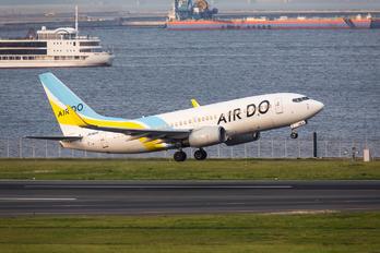 JA14AN - AIR DO Boeing 737-700