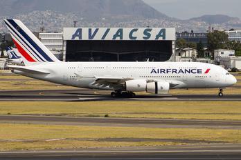 F-HPJJ - Air France Airbus A380