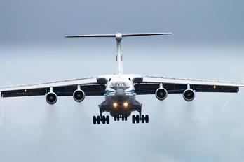 RA-76551 - Russia - Air Force Ilyushin Il-76 (all models)