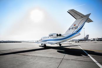 D-ICSS - Stuttgarter Flugdienst Cessna 525 CitationJet