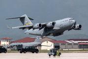09-9207 - USA - Air Force Boeing C-17A Globemaster III aircraft