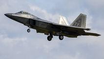 05-4086 - USA - Air Force Lockheed Martin F-22A Raptor aircraft
