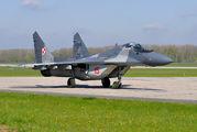 115 - Poland - Air Force Mikoyan-Gurevich MiG-29A aircraft