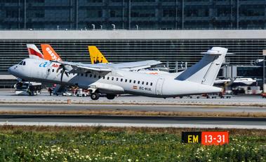 EC-KUL - Air Europa (Swiftair) ATR 72 (all models)