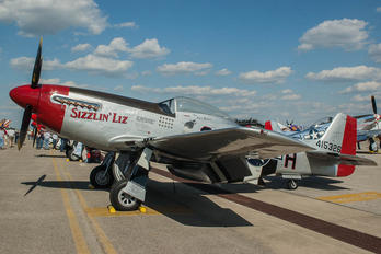 NL351DM - Private North American P-51D Mustang