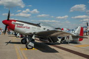 NL351DM - Private North American P-51D Mustang aircraft