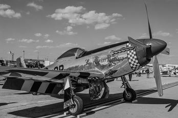 NL68JR - Private North American P-51D Mustang