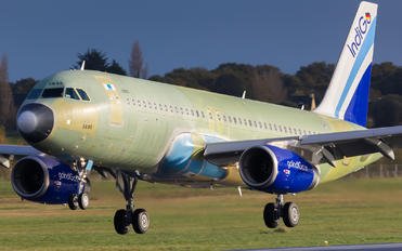 D-AVVM - IndiGo Airbus A320