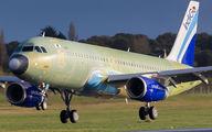 D-AVVM - IndiGo Airbus A320 aircraft