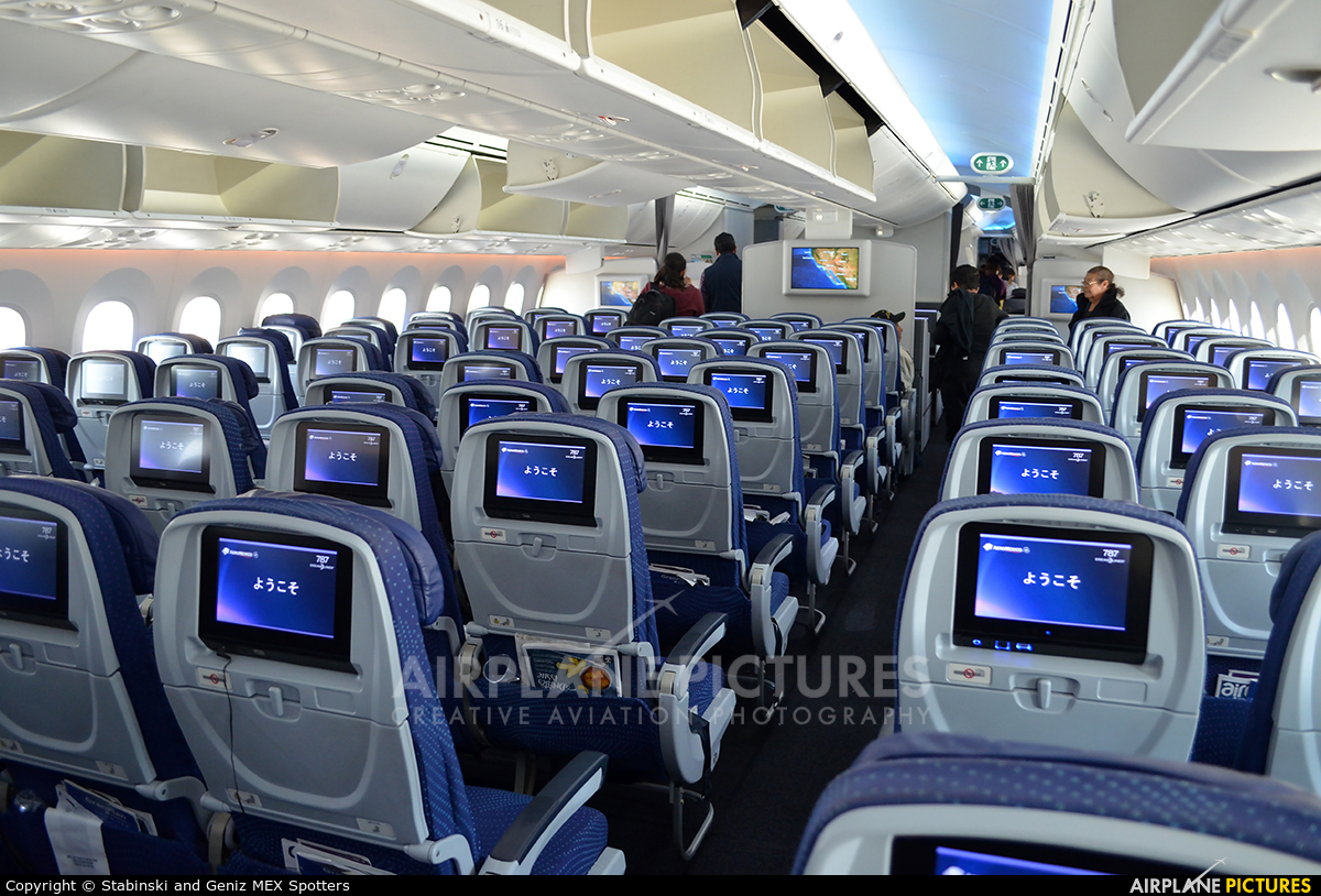 N961am Aeromexico Boeing 787 8 Dreamliner At Tijuana