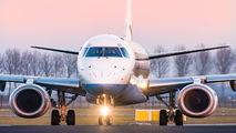 G-FBEG - Flybe Embraer ERJ-195 (190-200) aircraft