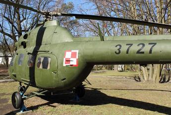 3727 - Poland - Army Mil Mi-2