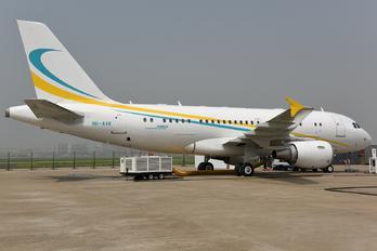 9H-AVK - Comlux Aviation Airbus A319 CJ