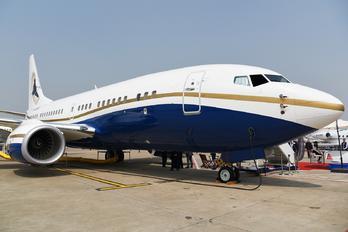 B-09590 -  Boeing 737-700 BBJ