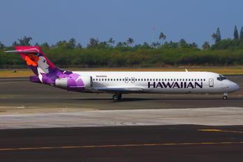 N485HA - Hawaiian Airlines Boeing 717