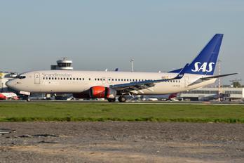 LN-RGB - SAS - Scandinavian Airlines Boeing 737-800