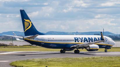 EI-EFT - Ryanair Boeing 737-800