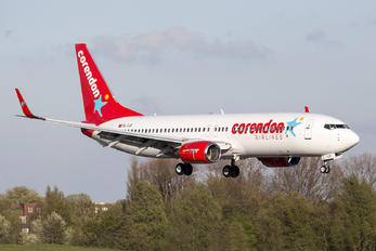 TC-TJT - Corendon Airlines Boeing 737-800