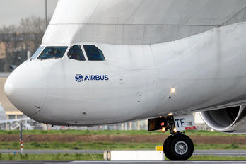 F-GSTF - Airbus Industrie Airbus A300 Beluga