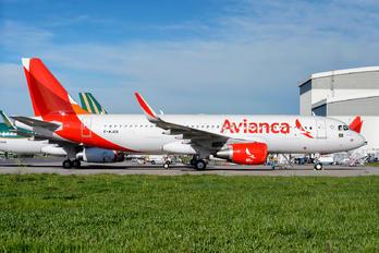 F-WJKN - Avianca Brasil Airbus A320