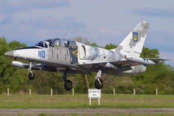 110 - Ukraine - Air Force Aero L-39C Albatros