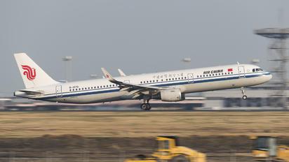 B-1876 - Air China Airbus A321