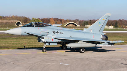 30+82 - Germany - Air Force Eurofighter Typhoon S