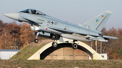 30+07 - Germany - Air Force Eurofighter Typhoon S