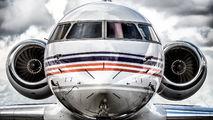 N1FE - FedEx Federal Express Bombardier BD-700 Global Express aircraft