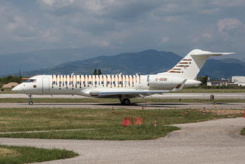 C-GCDS - Private Bombardier BD-700 Global Express