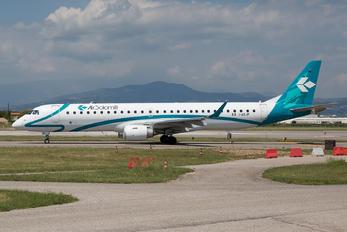I-ADJP - Air Dolomiti Embraer ERJ-195 (190-200)