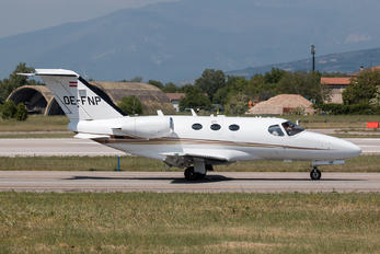 OE-FNP - Private Cessna 510 Citation Mustang