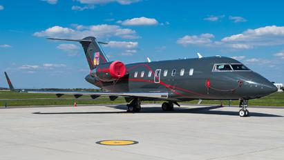 VP-BGM - Private Canadair CL-600 Challenger 605