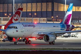 D-AEWE - Eurowings Airbus A320