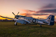 N2151D - Private North American P-51D Mustang aircraft
