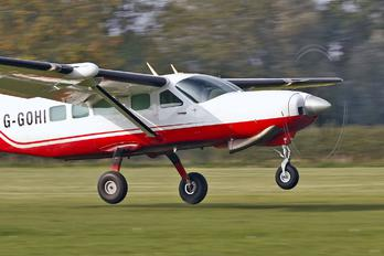 G-GOHI - Private Cessna 208 Caravan